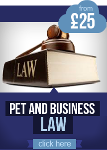 Law Course from £25